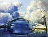 el puente japonés