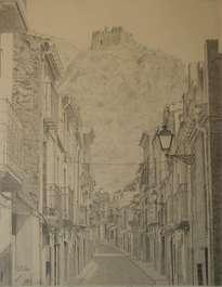 calle borriol