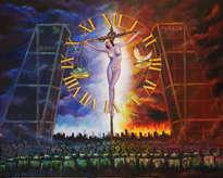 la crucifixión de la justicia