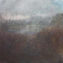 paisaje nebuloso