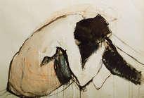 desnudo mujer 16 / rysunek akt kobieta