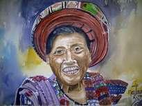 indígena guatemalteca