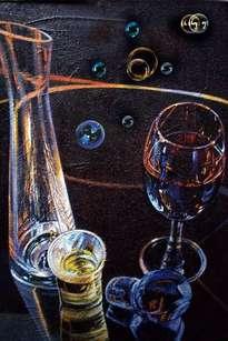 cristal y pompas