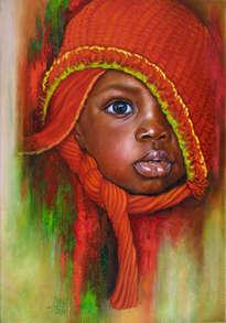 niño de raza negra 82