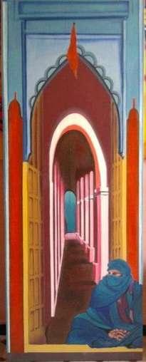 la mezquita