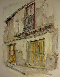 casa en la calle requejo-fermoselle