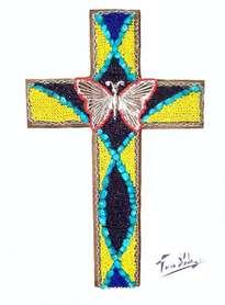 cruz alas de dios