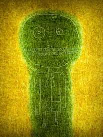 criatura l.   caja de luz.