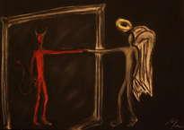 reflexões e dualidades do bem e do mal