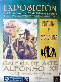 exposición galeria alfonso xii