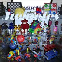 la tienda de juguetes