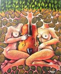 sinfonía bajo el arbol