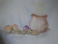 jarron,y frutas