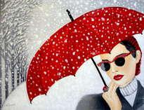 glamour en invierno