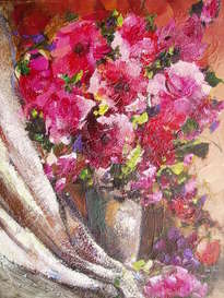 rosas rubras
