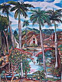 paisaje cubano