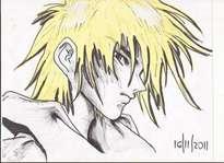 iori amarillo