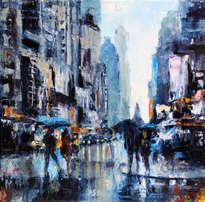 lluvia urbana