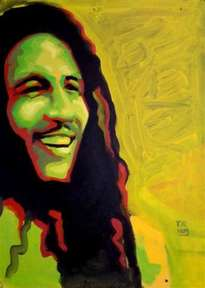 matisse conoce a bob marley