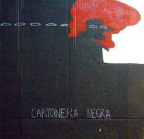 cartonera negra