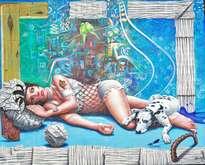 damian hidalgo bulte original art