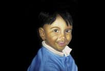 retrato de simón alejandro