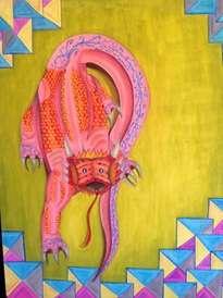 lagarto rey