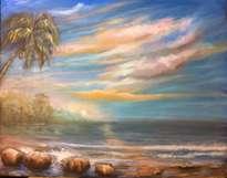 playa misteriosa