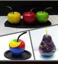 manzanas, peras