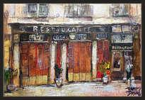 restaurante-madrid-pintura-pintor-ernest descals