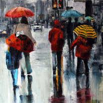 lluvia de invierno