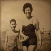 madre y abuela