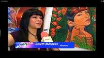 entrevista pinturas de  lineth márquez