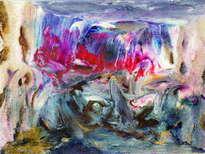 cascada de color