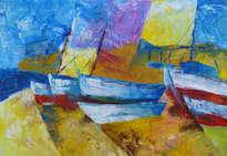 'en la orilla'