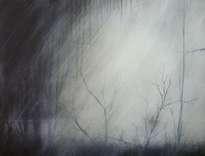 lluvia en luna llena o persistencia de un pescador