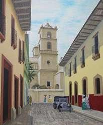tegucigalpa en los años 20's