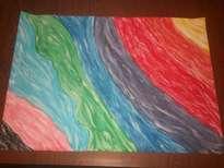 movimiento de colores