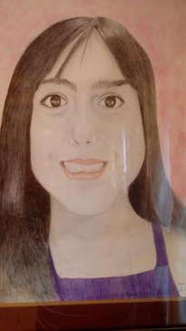retrato de anita
