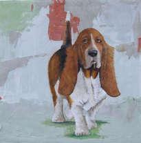 untitled basset hound