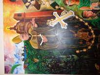 mural casa de morazan