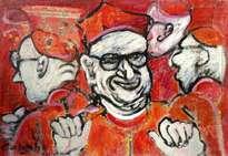 los alegres cardenales.