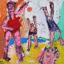 juego de playa