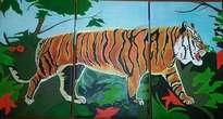 triptico tigre