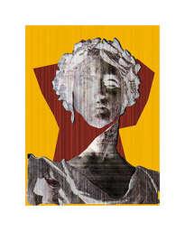 estatua de las artes , el retiro , madrid