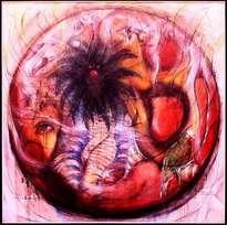 locura en la esfera