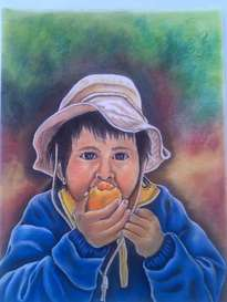 niño campesino