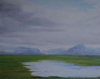 lago de lluvia