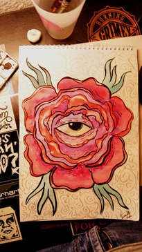 flor visual