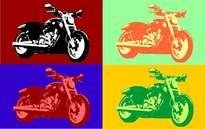motorbikewarhol